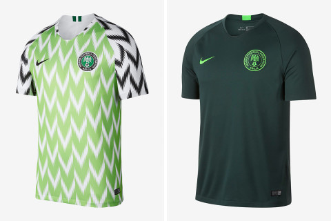 4ab23b2ef Nigeria World Cup 2018 kit  Home Nike shirt sold out in minutes as fans  queue around the block - Football news