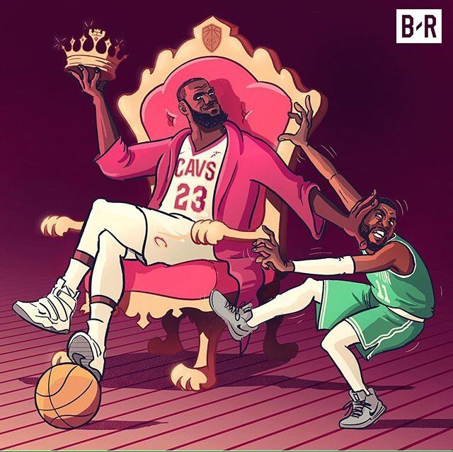 CLEVELAND CAVALIERS VS BOSTON CELTICS: NBA KICK-OFF