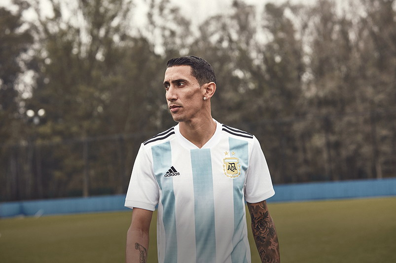 argentina 2018 world cup kit