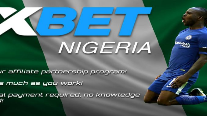 HOW TO BECOME A PARTNER WITH 1XBET-NIGERIA