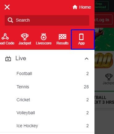 sportybet app